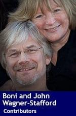 Boni and John Wagner-Stafford