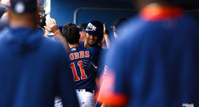 Open letter to MLB commissioner regarding the Astros scandal