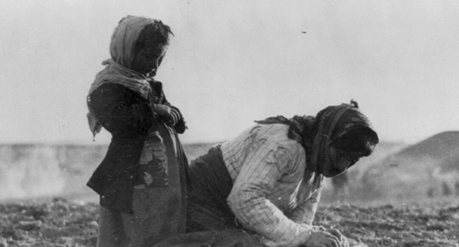 The return of the Armenian Genocide must be stopped