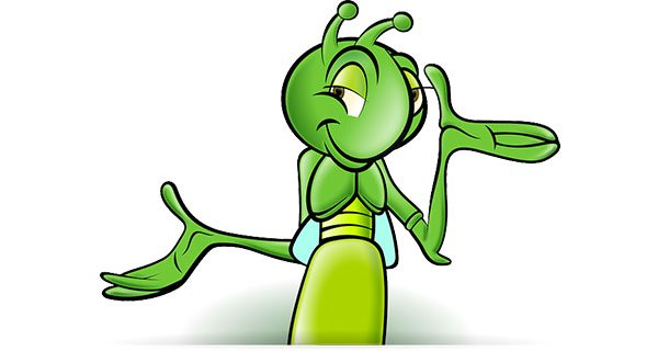 Jiminy Crickets! The truth about bugs as food