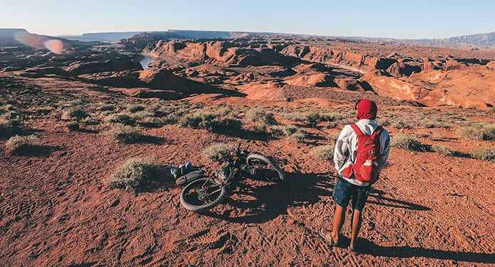 What the heck is bike touring anyway? It's an experience