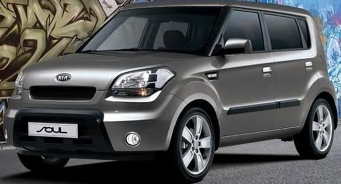 The 2011 Kia Soul is both cute and practical